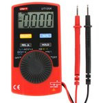 Мультиметр цифровий, ультракомпактний Unit UT120A