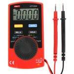 Мультиметр цифровой, ультракомпактный Uni-t UT120A