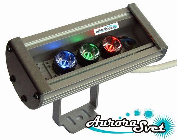 Светильник светодиодный линейный C-9-RGB-700. Линейный LED светильник. Светодиодный линейный светильник.