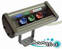 Светильник светодиодный линейный C-9-RGB-700. Линейный LED светильник. Светодиодный линейный светильник., фото 1