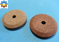 Комплект камней D40 для заточки ножа слайсера Sirman 195-220-250
