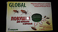 Ловушки для тараканов и муравьев Global