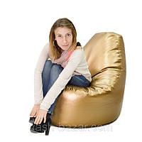 """Бескаркасная мебель пуфик Кресло мешок """"Ибица"""" 95x80 см. Купить куплю"""