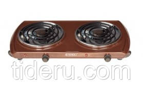 Электрическая плита ЕПТ 2-2000 Вт/220 (с) корич.