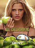 Женская оригинальная парфюмированная вода DKNY Be Delicious Donna Karan, 100 ml NNR ORGAP /52-43, фото 2