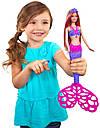 Кукла Барби Barbie русалочка Волшебные пузыри Bubble-Tastic Mermaid Doll , фото 5