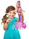 Кукла Барби Barbie русалочка Волшебные пузыри Bubble-Tastic Mermaid Doll , фото 7