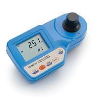 Аналізатор вільного та загального хлору у воді HI 96711