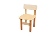 Дитячий стілець кольорова ваніль