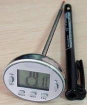 Влагостойкий калибрующийся термометр в корпусе из нержавеющей стали AMST-121