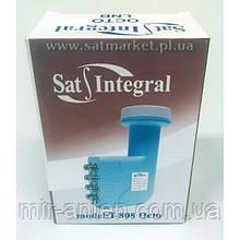 Sat-Integral OctoT-808 на 8 вих