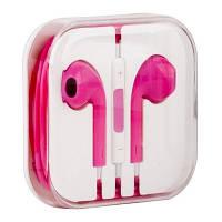 Наушники Apple EarPods (Китай) Розовый