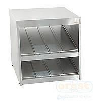 Тепловая витрина для «бургеров» Orest VTB-1-hi (инфракрасный нагрев)