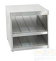 Тепловая витрина для «бургеров» Orest VTB-2-hi (инфракрасный нагрев)