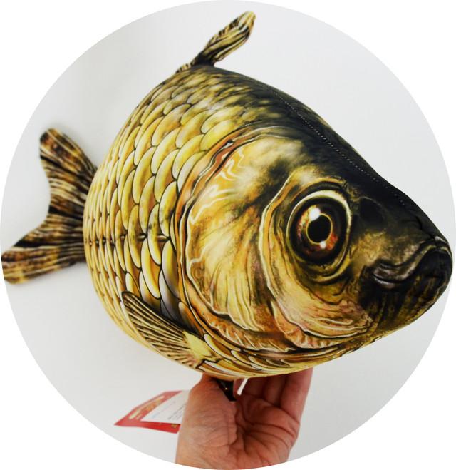 подушка рыба антистресс