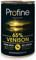 Profine (Профайн) VENISON Консервы для собак с олениной 400гр