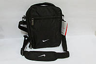 Сумка барсетка Nike (20850) черная код 0300А