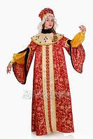 Царица женский национальный карнавальный костюм