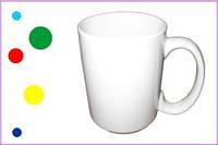 Печать на чашках белых, 425 мл.
