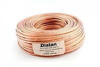 Акустический кабель Dialan CCA 2x2.00 мм