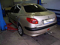 Фаркоп PEUGEOT 206 седан с 2005-2009 г.