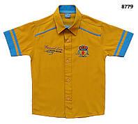 Рубашка для мальчика. 110, 116, 128 см