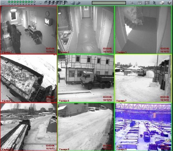 Установка видеокамер цена Днепропетровск, установить видеонаблюдение - ЧП «Войтенко» в Днепре