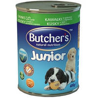 Butcher`s (Бутчерс) Basic Junior Кусочки ягненка в желе 400кг