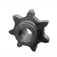 Звездочка 7-зубка d-30, 35 двухсторонняя ПАЛЕССЕ-812,1218 КЗК-10-0218611-01