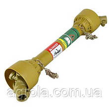 Вал карданный польский привода косилки 6х8 шлицов