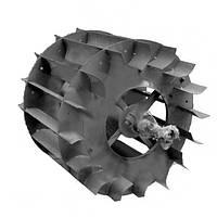Колесо (крылач вентилятора) ПАЛЕССЕ-1218, 812  КЗК 0217030Б