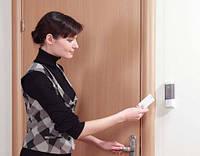 Контроль доступа для офиса с электрозамком