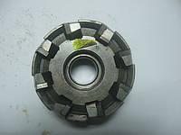 Фреза дисковая с механическим креплением пластин ф100х32 Z8- 5гранная
