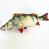 Игрушка антистресс рыба окунь малая