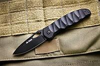 Нож складной Hero 440C Черный Kizlyar Supreme, Kizlyar Supreme,качественные , элитные,ножи кизляр,супер ножи