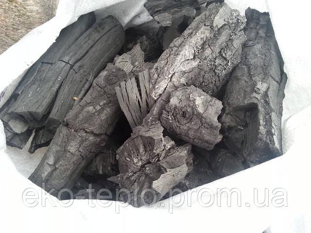 Горючий древесный уголь из березы продам Житомирская обл.