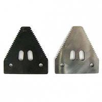 Сегмент ножа (под заклепку 5мм. / 6 мм) ПАЛЕССЕ-1218, 812.