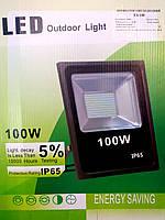 Светодиодный (led) прожектор ES 100W 6400K