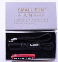 Фонарик Small Sun Golden Online/701,фонари, комплектующее,светотехника и аксессуары, тактический фонарь. перен
