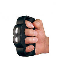 Электрошокер кастет Blast Knuckle 008, аккумуляторный, толщина пробоя 35 мм, кастет шокер,фонари, комплектующе