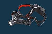 Налобный фонарь B3701 A для рыбалки, охоты, отдыха на природе, на пикнике, похода,фонари, комплектующее,светот