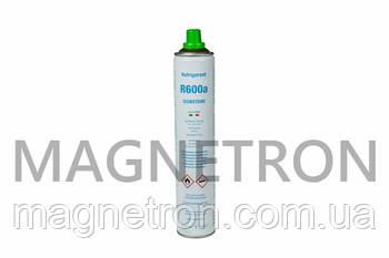 Фреон R600a ISOBUTAN для холодильников TR600BB1 750ml/420g