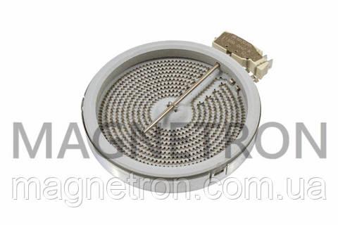Конфорка для стеклокерамических поверхностей Bosch D=140mm, 1200W 289561