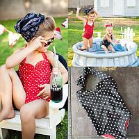 Модный купальник для девочки