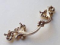 Ручка-скоба классическая RT-314/96 серебро, фото 1