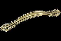 Ручка-скоба 96 мм. классическая AMUR-037/AE  состаренная бронза, фото 1
