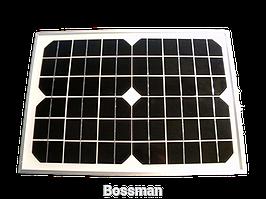 Солнечная панель SPM-10W 18V