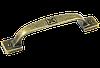 Ручка-скоба 96 мм. классическая AMUR-045/AE  старая бронза