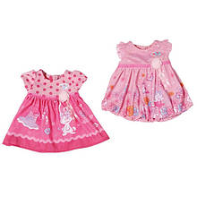Сукня для ляльки 43 см Baby Born Zapf Creation