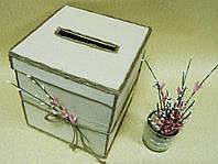 """Коробка для денег в стиле """"Рустик"""""""